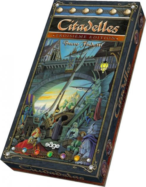 Citadelles – 3ème édition